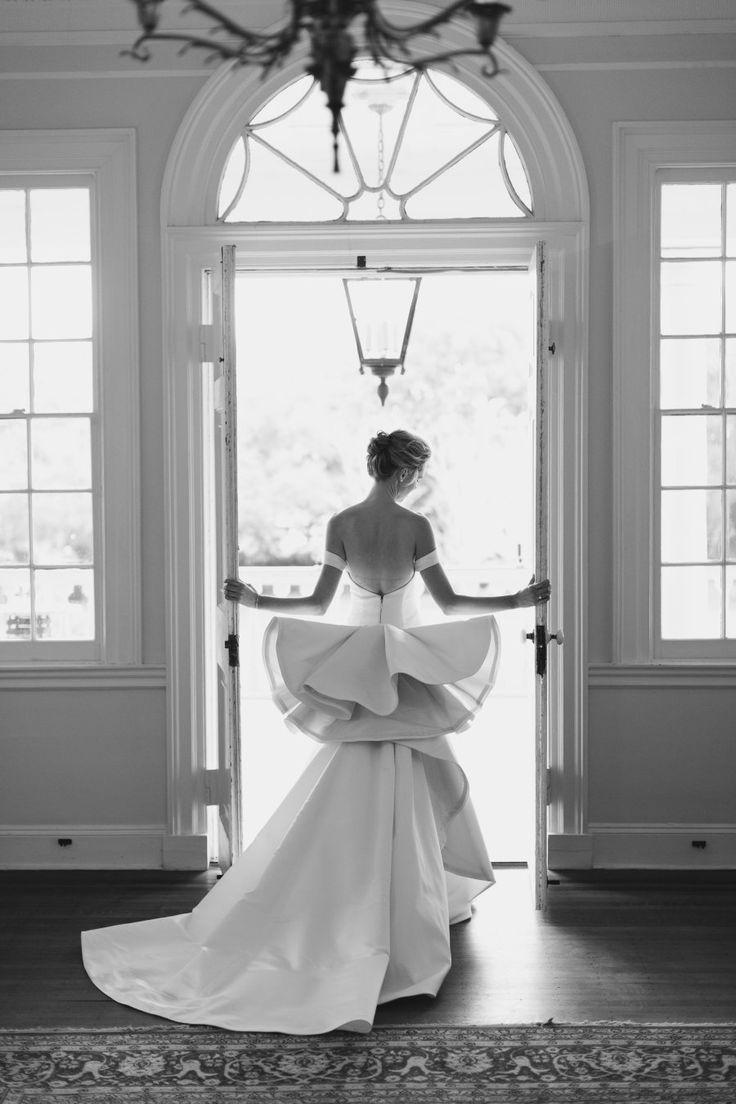 Beautiful Brand Wedding Dresses : Origami inspired wedding dress ...