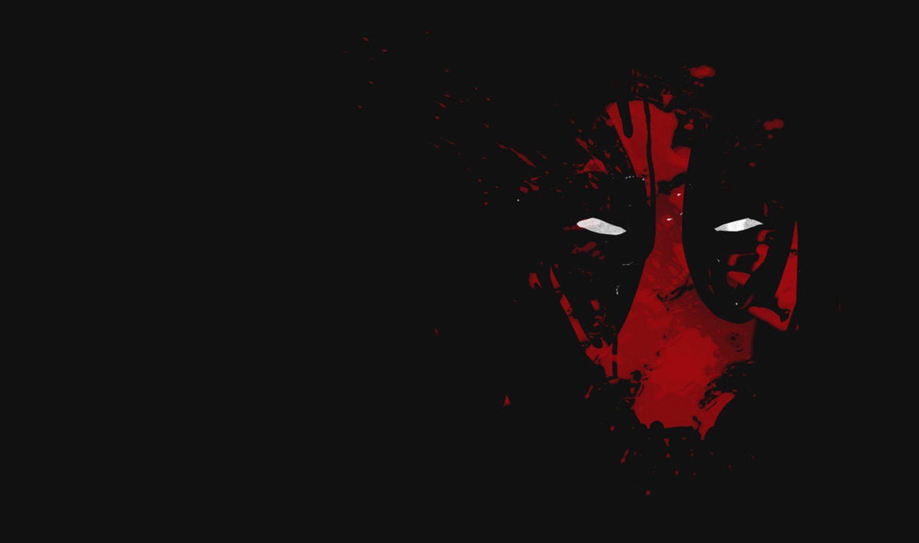 Deadpool Logo Wallpaper Deadpool Wallpaper 4k Wallpapers For Pc