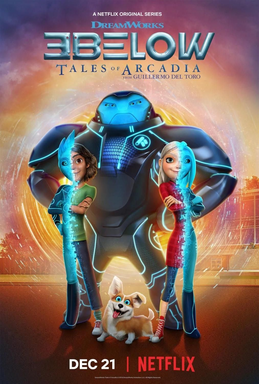 диванные звуки мяфли on Twitter Dreamworks, Arcadia, Netflix