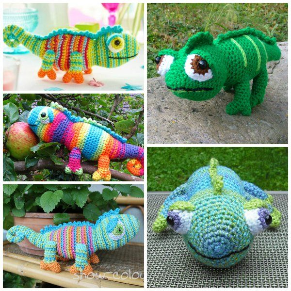 Karma chameleon - Free Knitting Patterns - Kids Patterns | Häckeln ...