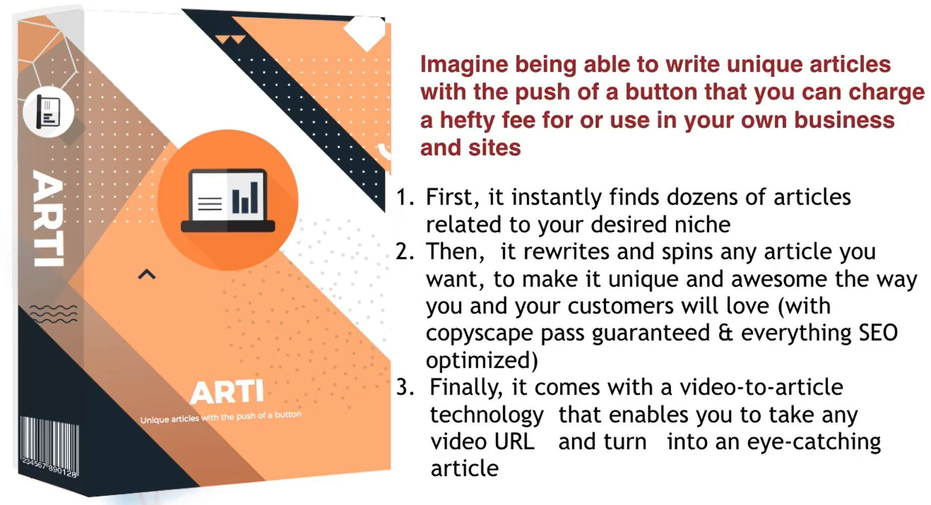 Arti Review Bonus Also Check Out Full Oto Demo Details Online Marketing Tools Article Writing Free Online Marketing