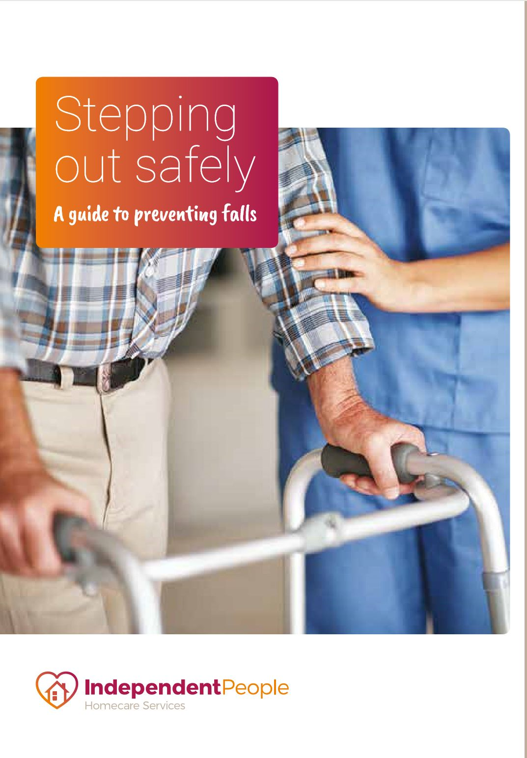 Free live in care brochures and guides to download today