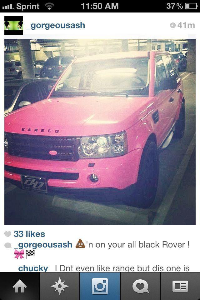 pink range rover ?! AMAZING  #pinkrangerovers pink range rover ?! AMAZING #pinkrangerovers pink range rover ?! AMAZING  #pinkrangerovers pink range rover ?! AMAZING #pinkrangerovers