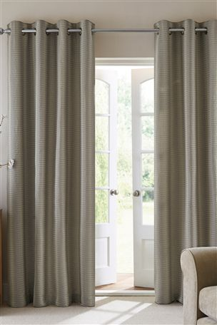Buy Dove Textured Eyelet Curtains From The Next UK Online Shop 70