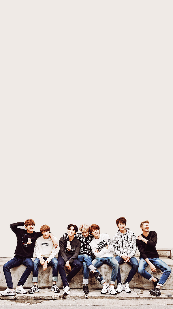 Love Wallpaper Of Army : Bts ... .love you guys nurul97 Pinterest BTS