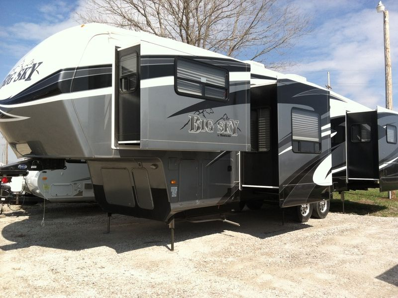 2012 Keystone Montana Big Sky 3750 For Sale By Owner Paola Ks