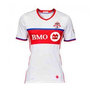 Women Toronto FC 2017-18 Season Away White MLS Shirt Jersey  K85 ... 623e61697