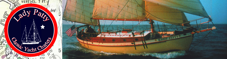 Lady Patty Classic Yacht Charters 410.886.1127