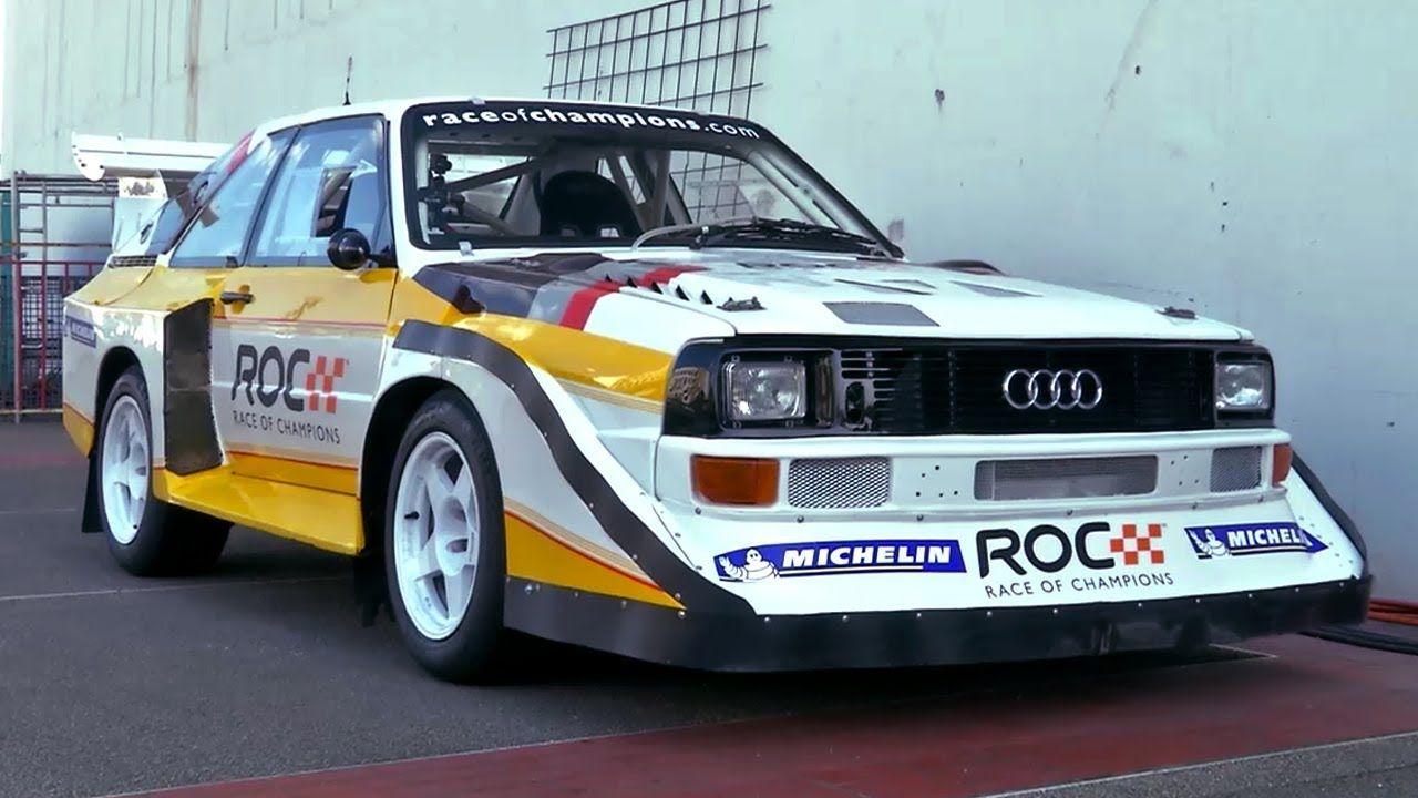 Audi S1 Quattro Rally Car   Classic rally car   Pinterest   Rally ...