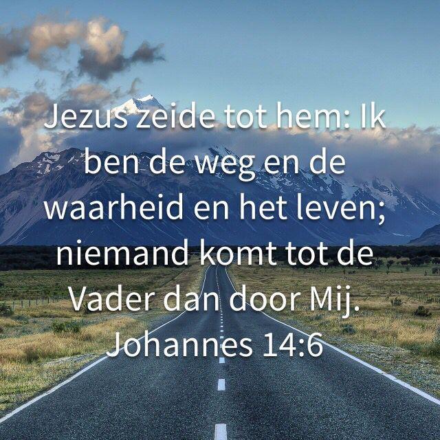Joh 14 6