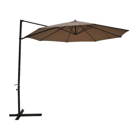 10ft Round Polyester Offset Umbrella - Ace Hardware - 10ft Round Polyester Offset Umbrella - Ace Hardware Need To Buy
