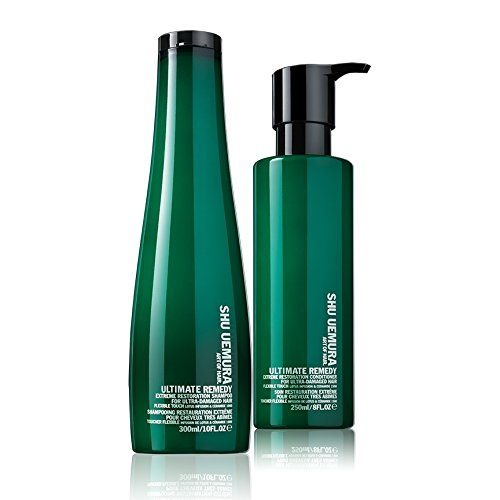 Introducing Shu Uemura Ultimate Remedy Shampoo 10 oz  Conditioner 8 oz Duo. Get Your Ladies Products Here and follow us for more updates!