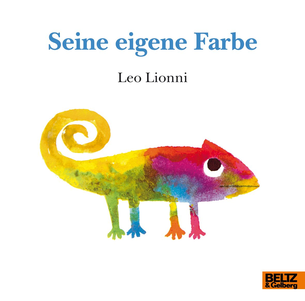 His own color – Leo Lionni