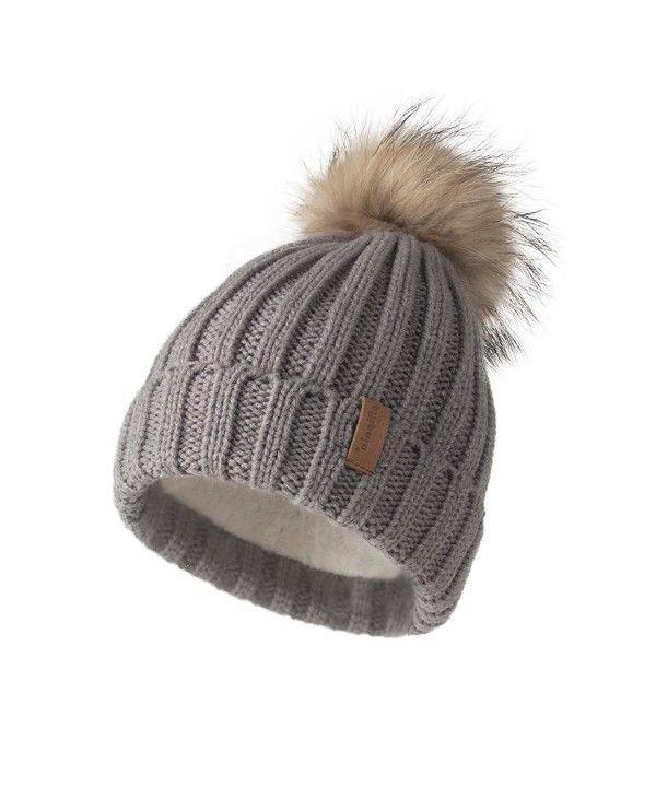 80269aa7cde TOSKATOK%C2%AE TOSKATOKWomens Winter Knitted Detachable - Grey ...