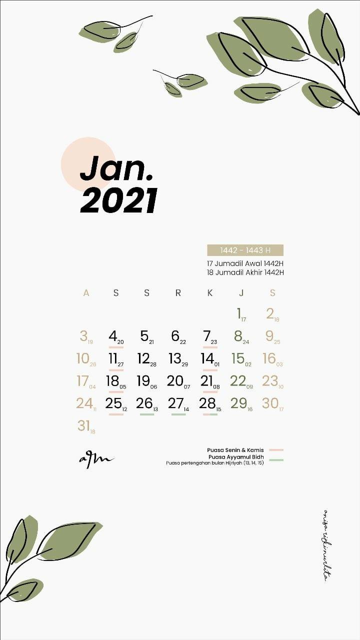 Kalender Puasa 2021 di 2021 | Motivasi
