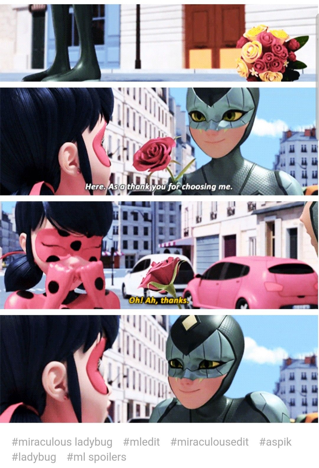 Oh My God He S So Soft Is There A Ship Name For This Yet Miraculous Ladybug Funny Miraculous Ladybug Fan Art Miraculous Ladybug And Cat Noir
