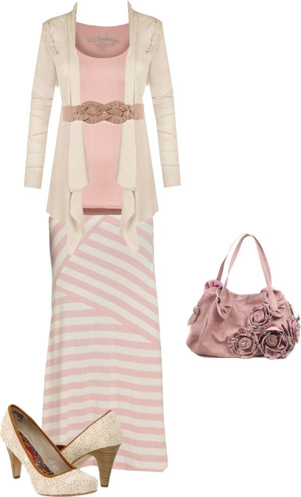 pink cream and light tan looking good pinterest clothes