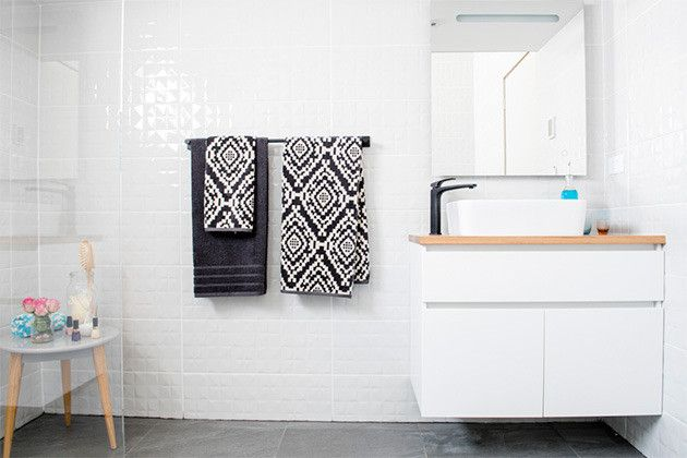 vic reveal bathroom zone 2 photos house rules. Black Bedroom Furniture Sets. Home Design Ideas