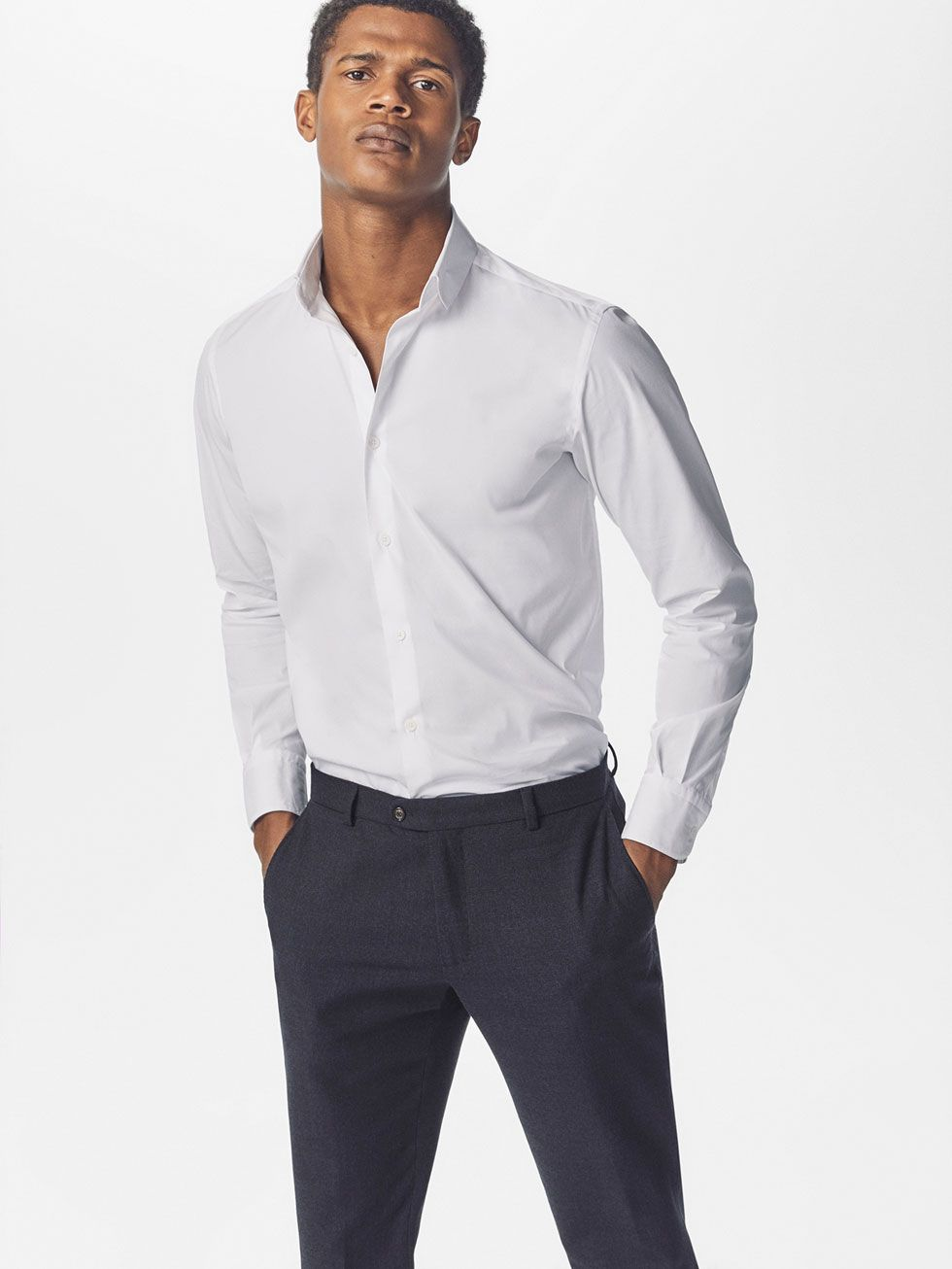 Autumn Spring summer 2017 Men´s SLIM FIT OXFORD SHIRT at Massimo Dutti for  65.5