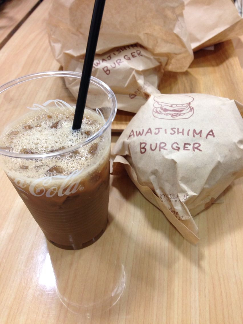 This burger is known to be the best in Japan this year.