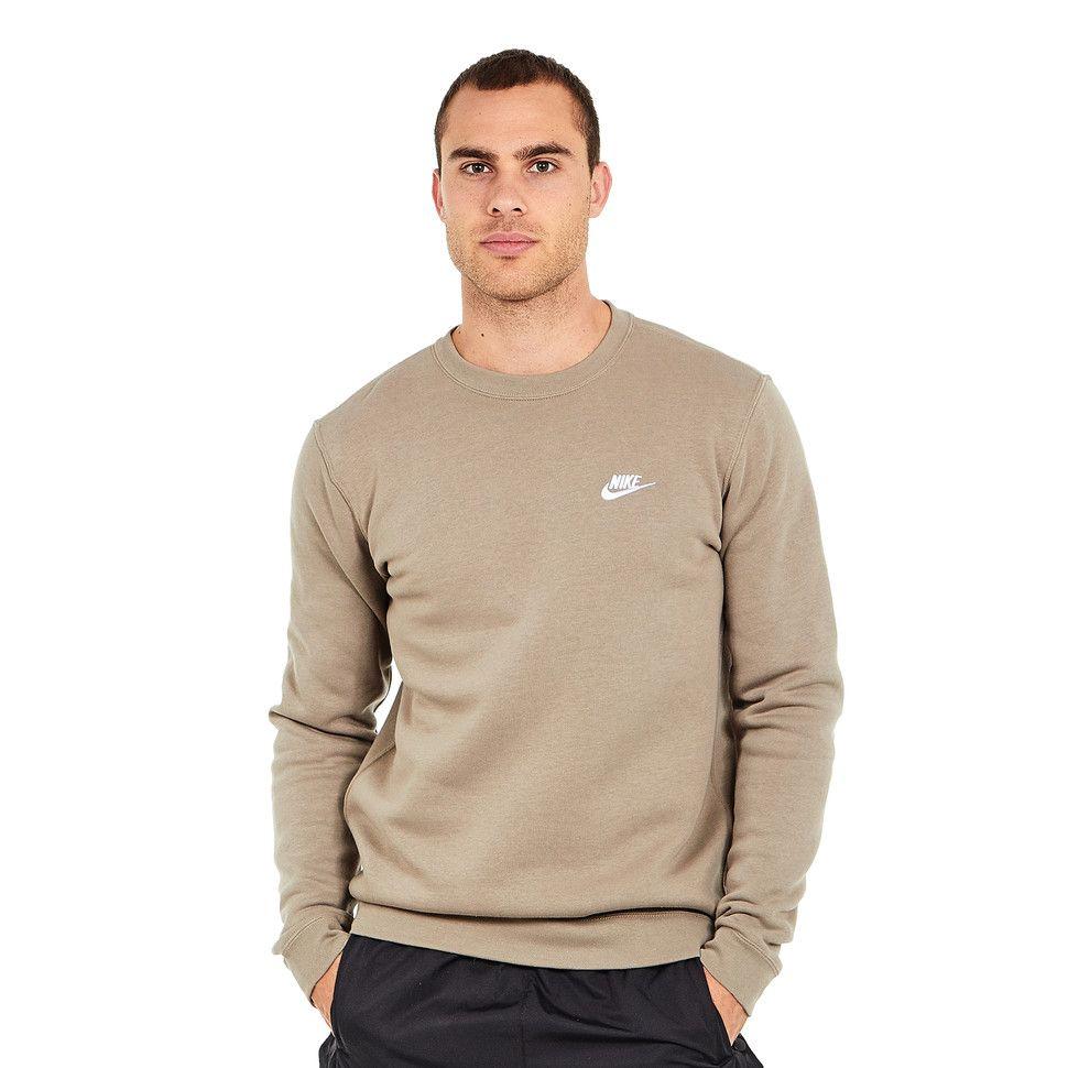 online retailer 0bcb4 59f1c Nike - Club Crewneck Sweatshirt |