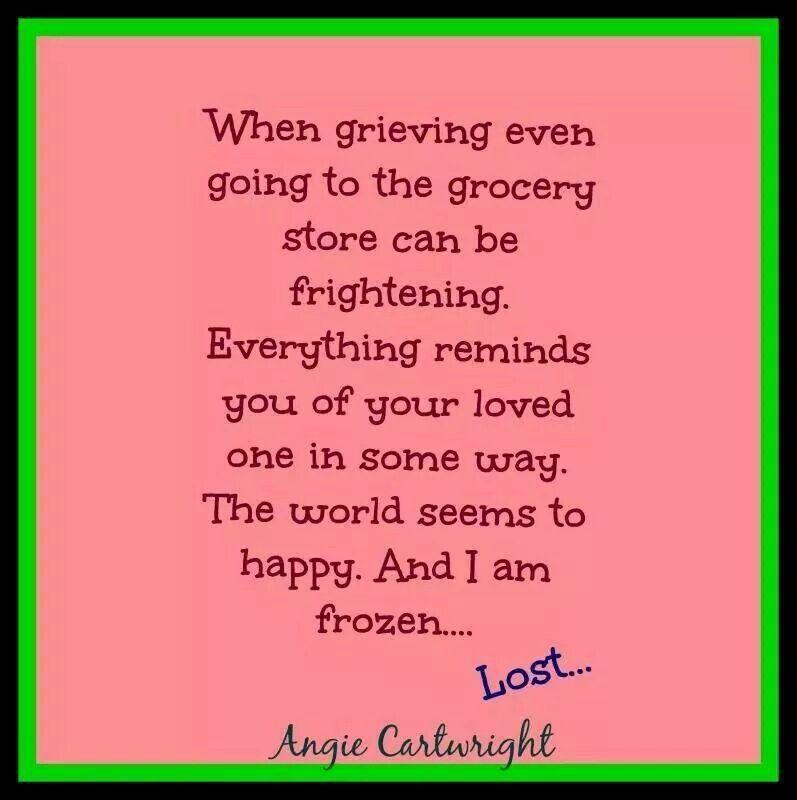 Lost.....   Grief   Pinterest   Grief