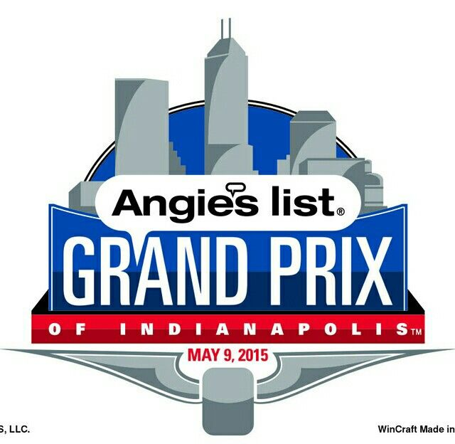 The Verizon Indycar Series Angie's List Grand Prix of Indianapolis, from Indianapolis Motor Speedway.