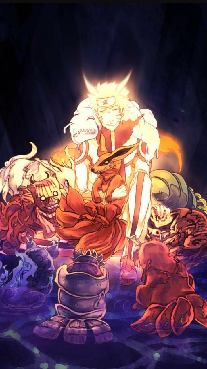 Cute Naruto Jinchuriki Naruto Shippuden Sasuke Naruto Shippuden Anime Wallpaper Naruto Shippuden