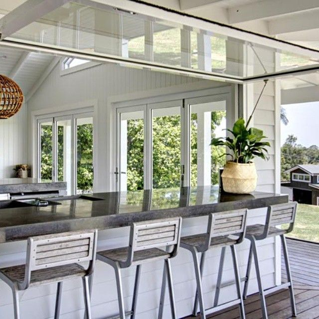 Kitchen Window From Outside: Home / Holiday Inspiration: THE GROVE Byron Bay