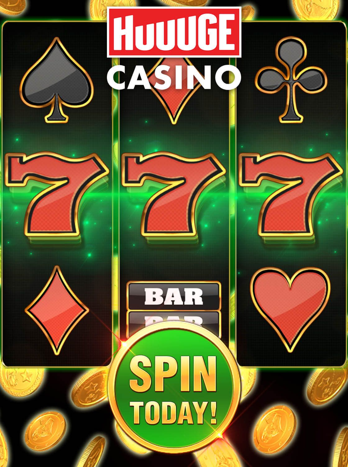 Real money spin