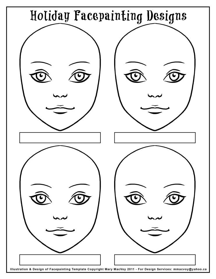 39077910 Jpg Click To See More Photos On Servimg Christmas Face Painting Face Painting Designs Face Painting Tutorials