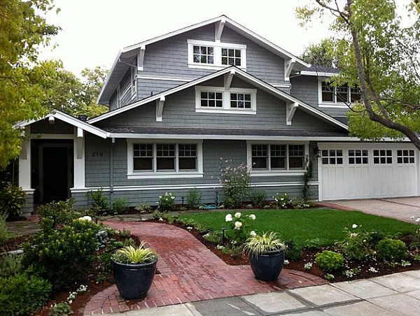 Decor Ideas For Craftsman Style Homes Craftsman Style House Plans Craftsman Style Exterior Craftsman Style Homes