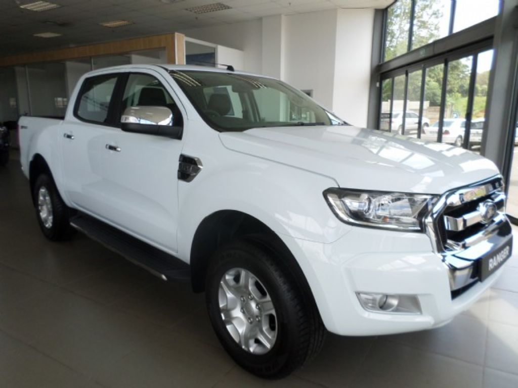 2016 Ford Ranger 2.2 TDCi Double Cab Hi-Rider XLT