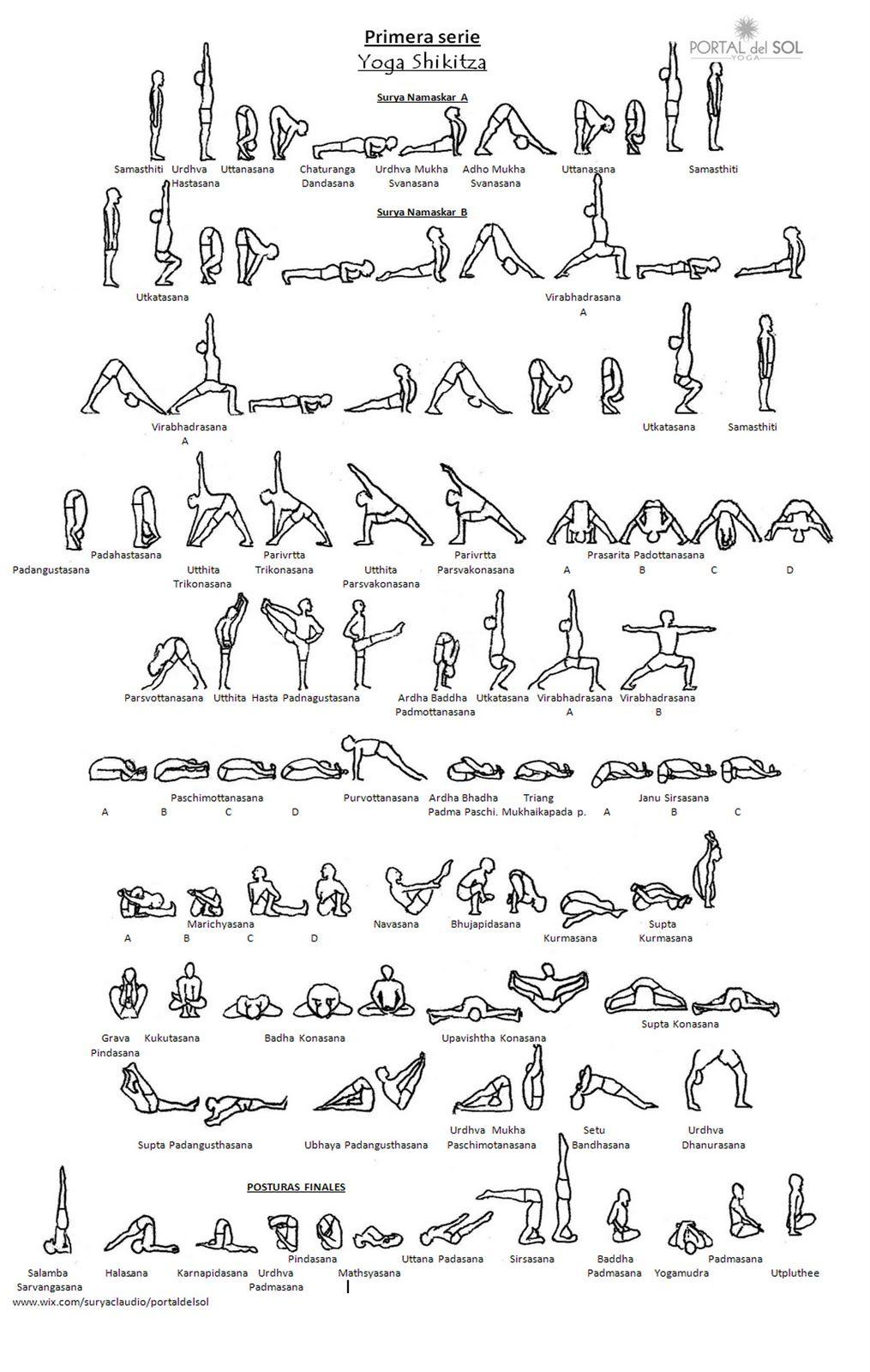 yoga chikitsa - Buscar con Google | Kemetic yoga, Ashtanga ...