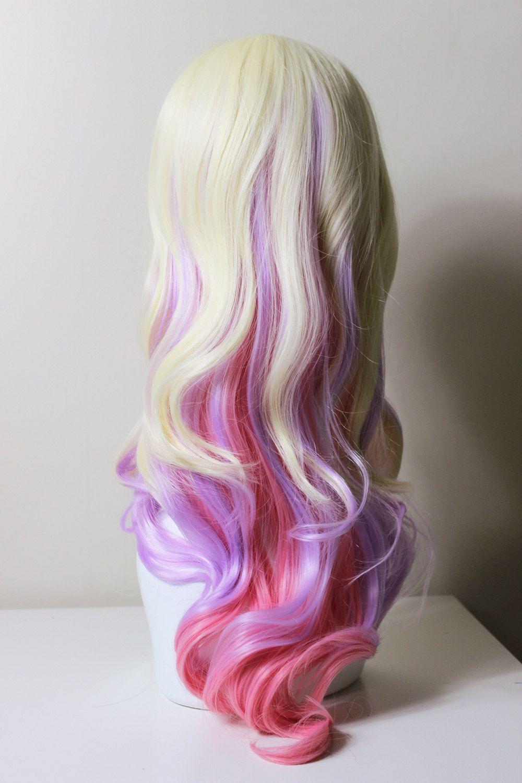 mlp princess cadence cosplay wig