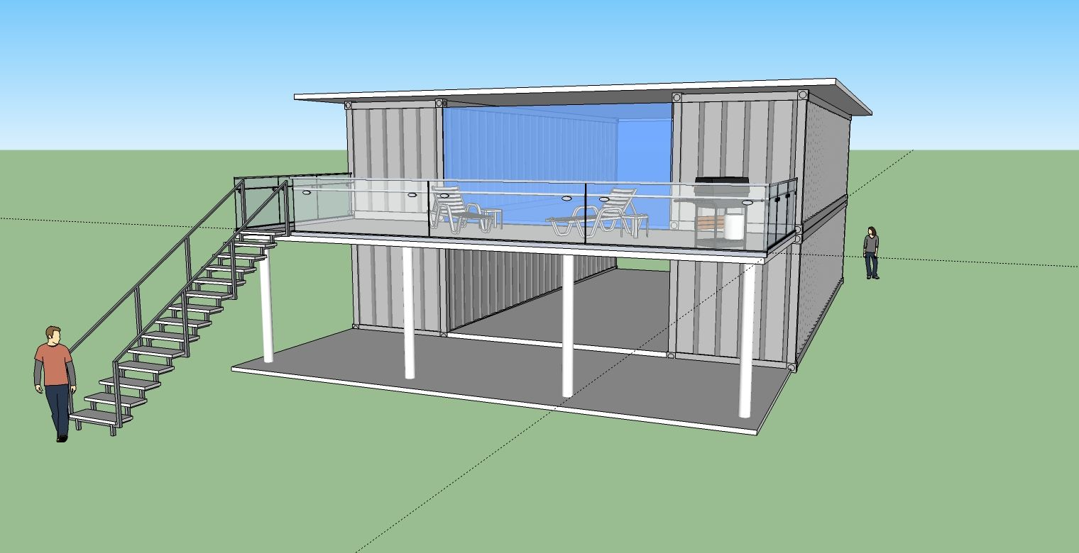 Google image result for for Cargo container home builders