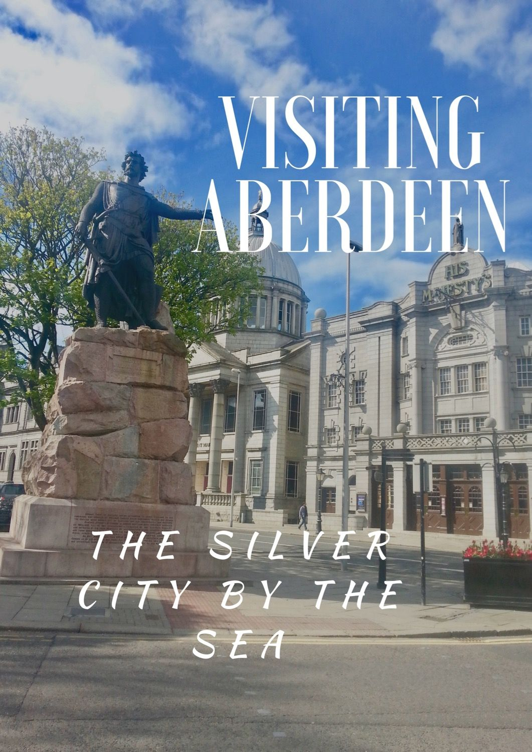 Aberdeen Scotland Is Known As The Granite City The Green City The Silver City With Golden Sands The Silver T Aberdeen Scotland Scotland Vacation Aberdeen