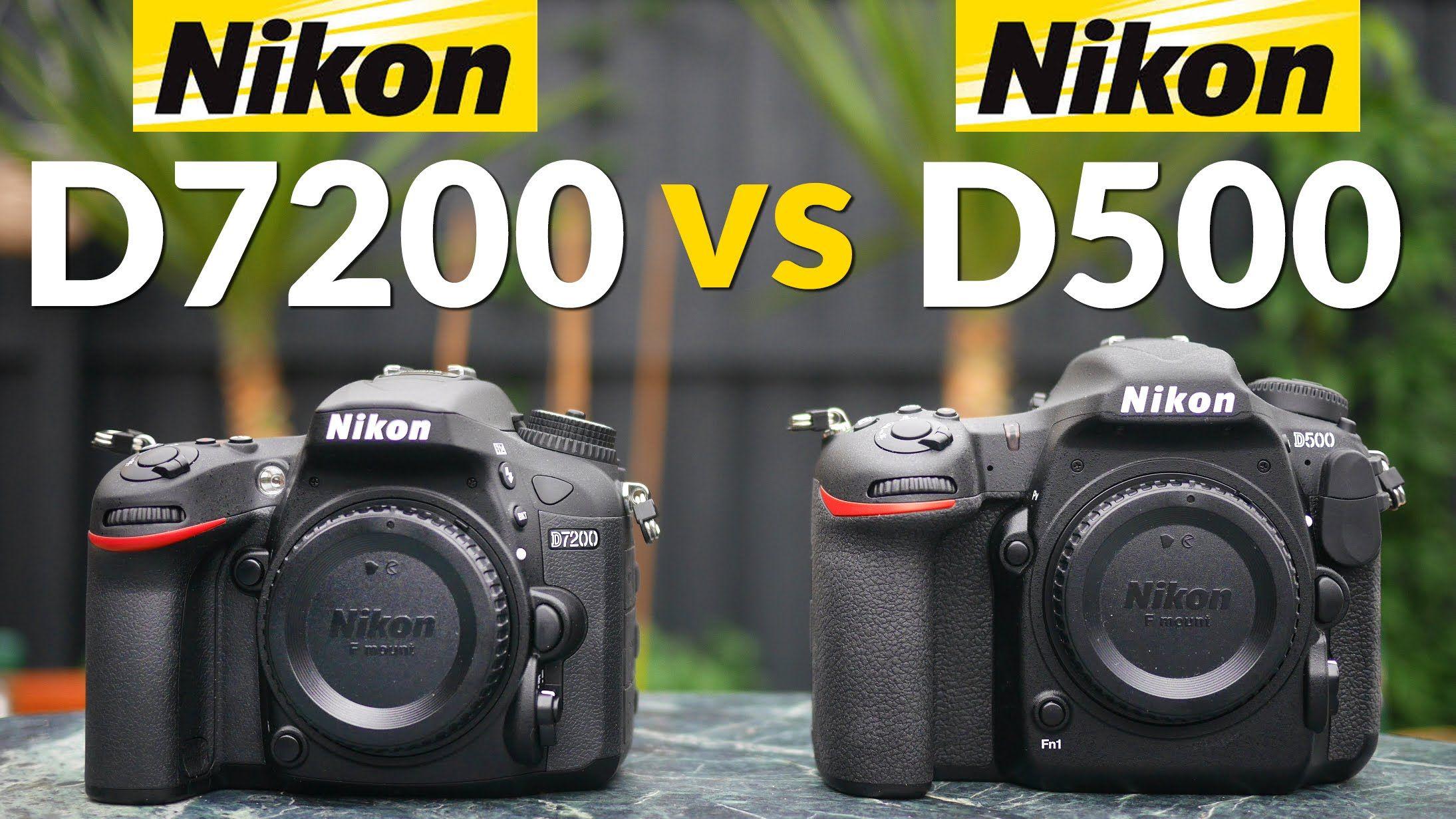 Small Crop Of Canon T6i Vs Nikon D5500