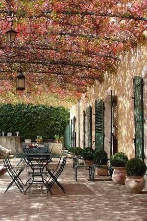 Pin de sara guti rrez en patios en 2019 jardines for Jardineria al aire libre casa pendiente