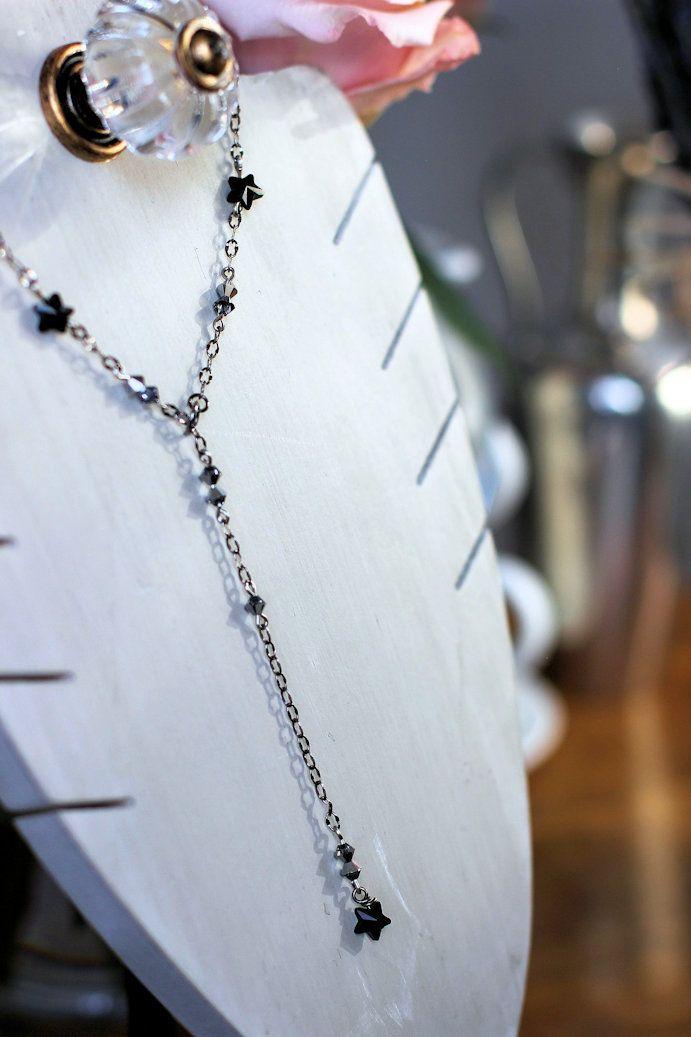 Star Lariat Necklace by Kaleidoscopes And Polka Dots #jewelrygram #treatyourself #fbloggers #lbloggers #fashionista