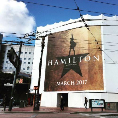 #Theater - GREAT SEATS! Hamilton San Francisco Friday 6/23 2pm https://t.co/k0s5R80LAS https://t.co/AXMCSCw1jK