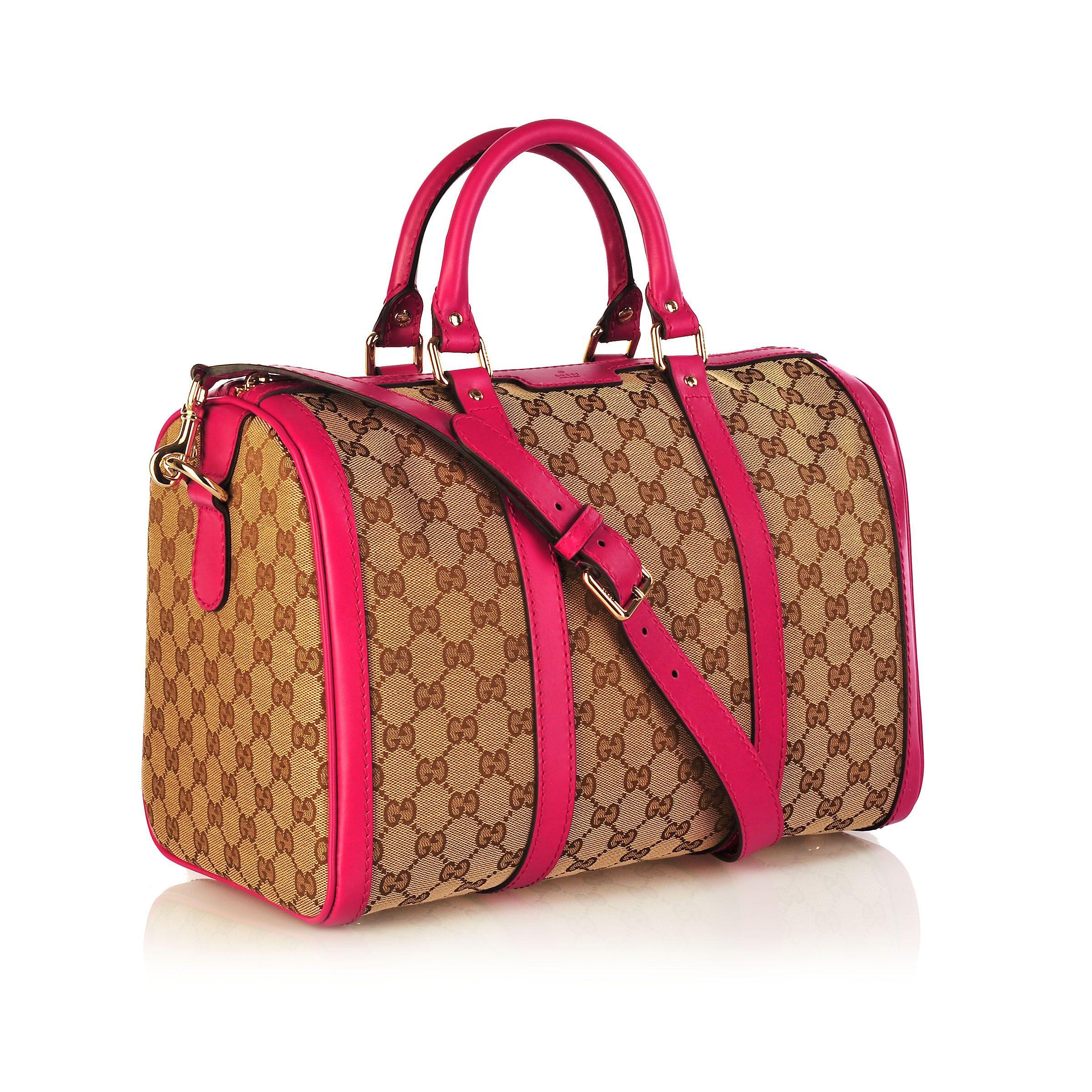5bc5b39fdd54 Buy Gucci Vintage Web Original GG Bowling Bag in India. | Gucci ...