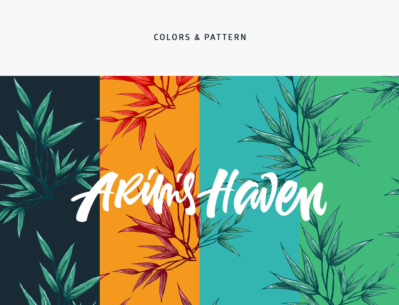 Akim`s Haven on Behance
