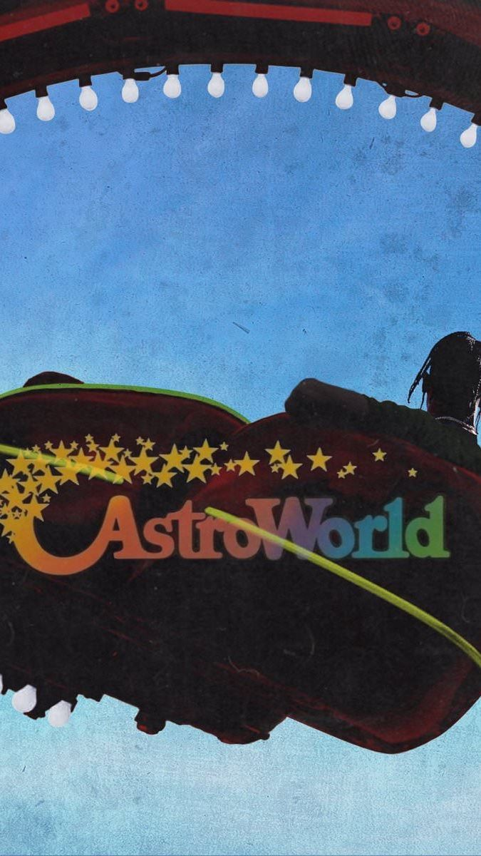 Travis Scott - Astroworld Iphone Wallpaper #travisscott #astroworld #iphone #iphonewallpaper #sickomode #drake #iphonewallpapers #travisscottwallpapers