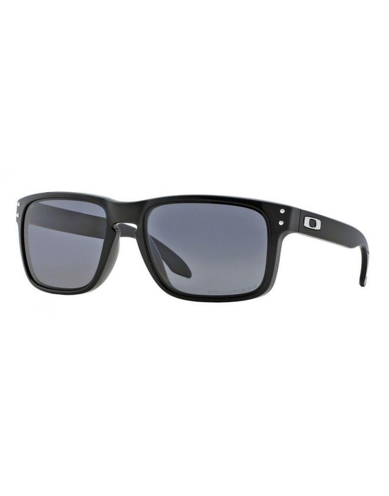 792897cd268 Sunglasses OAKLEY HOLBROOK 9102-02 - Black Polarized (eBay Link). September  2018