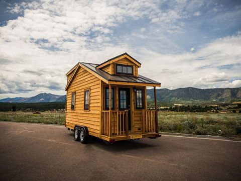 Tiny Houses for Seniors - Building a Tiny Home