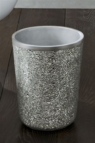 Buy Silver Sparkle Mirror From The Next UK Online Shop