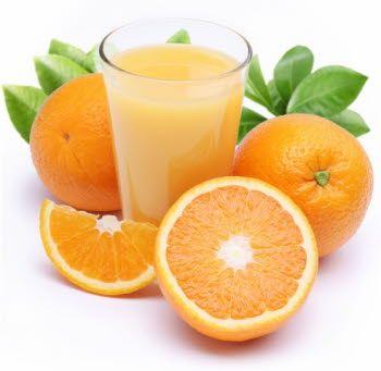 os cinco principais benefícios da laranja