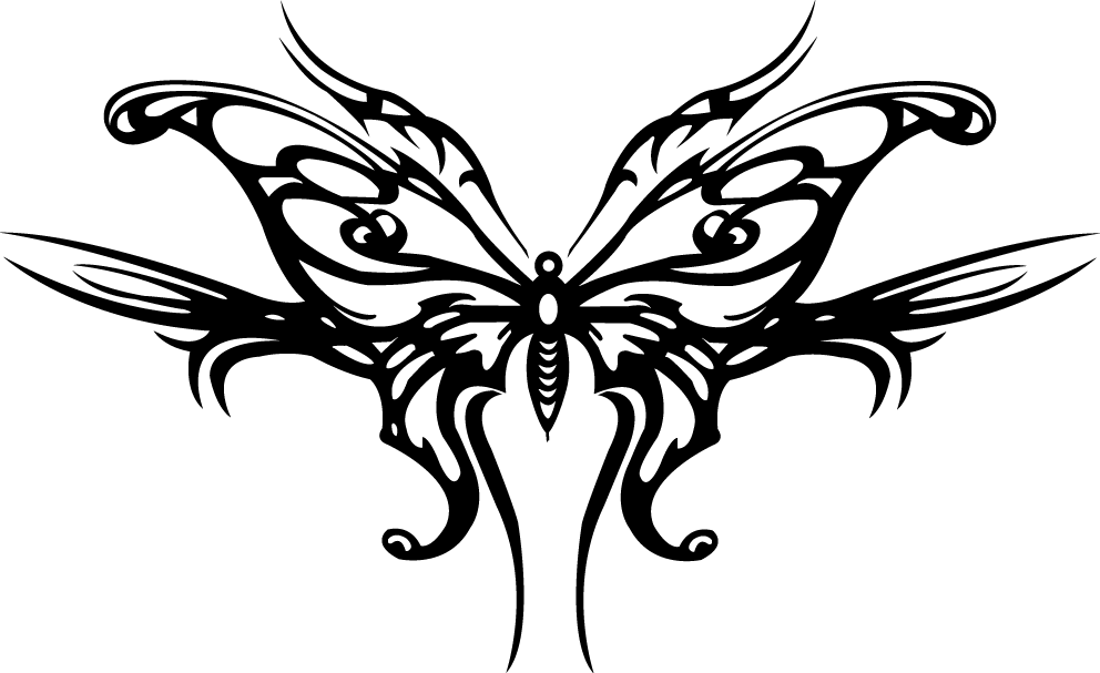 7285fe56dd226ebff5d21dbb47a9dd6a D4n7t8f Png 992 607 Tribal Butterfly Tattoo Butterfly Tattoo Designs Tribal Butterfly
