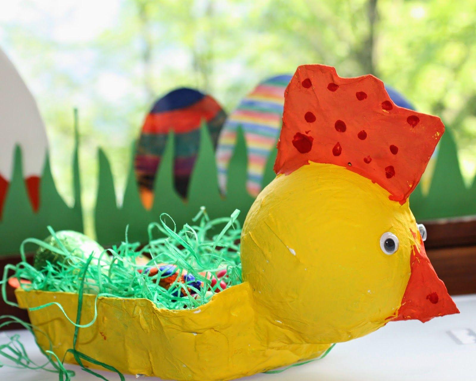 Ostern kann kommen!    Etwas knapp.. ich weiss! Aber wir haben es einfach nicht früher fertig geschafft. Gerne möchte ich heute unsere Oste...